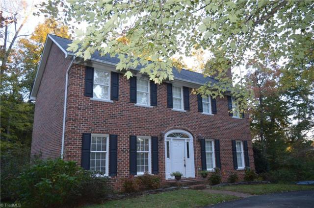 203 Oaklawn Road, Mount Airy, NC 27030 (MLS #909225) :: NextHome In The Triad