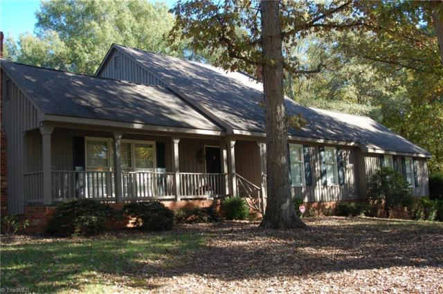 307 Woodhaven Drive, Stoneville, NC 27048 (MLS #909256) :: NextHome In The Triad