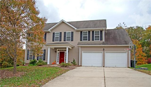 4403 Camden Ridge Drive, Greensboro, NC 27410 (MLS #909342) :: NextHome In The Triad
