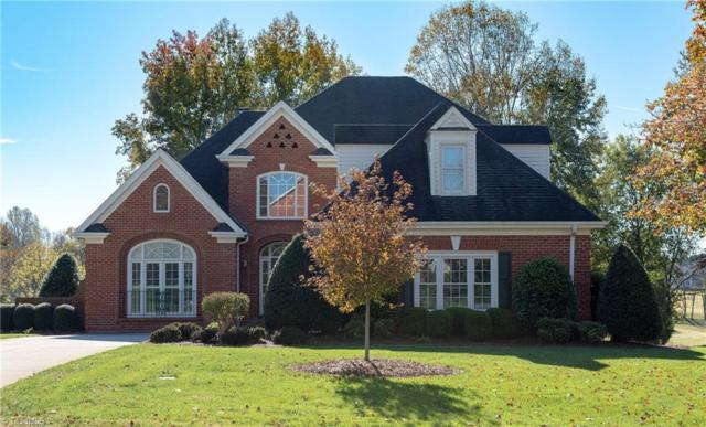 163 Isleworth Drive, Advance, NC 27006 (MLS #909429) :: Kristi Idol with RE/MAX Preferred Properties