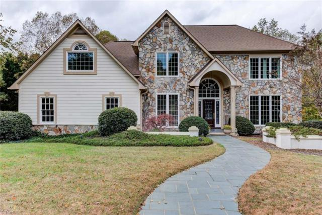 1607 Heathcliff Road, High Point, NC 27262 (MLS #909588) :: Kristi Idol with RE/MAX Preferred Properties
