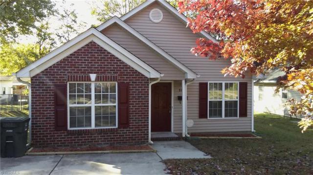 2108 Hunter Street, Greensboro, NC 27401 (MLS #909641) :: The Temple Team
