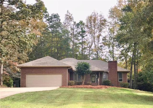 4678 Oakview Drive, Trinity, NC 27370 (MLS #909769) :: Kristi Idol with RE/MAX Preferred Properties