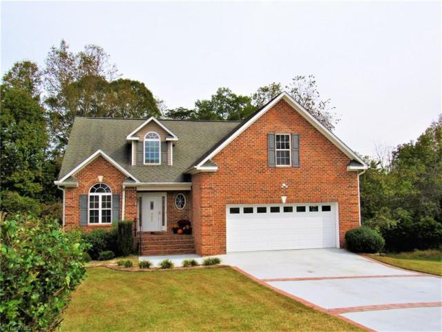 4501 Stimpson Ridge Drive, Pfafftown, NC 27040 (MLS #909790) :: HergGroup Carolinas