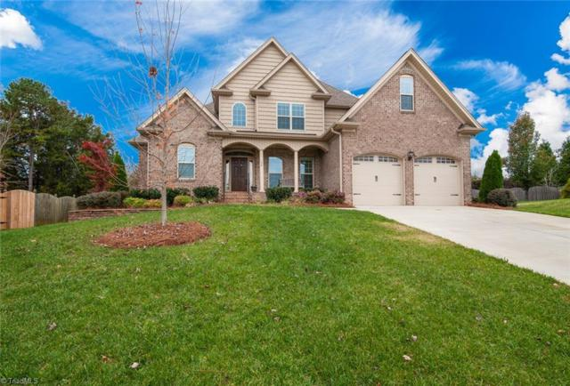 108 Fearrington Drive, Kernersville, NC 27284 (MLS #909801) :: NextHome In The Triad