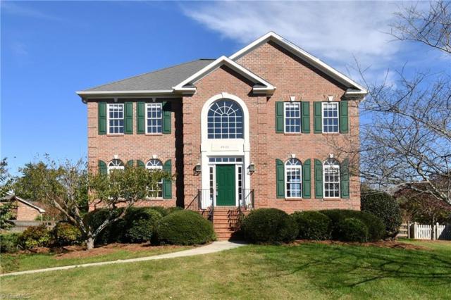 4433 Lochurst Drive, Pfafftown, NC 27040 (MLS #909817) :: Kristi Idol with RE/MAX Preferred Properties