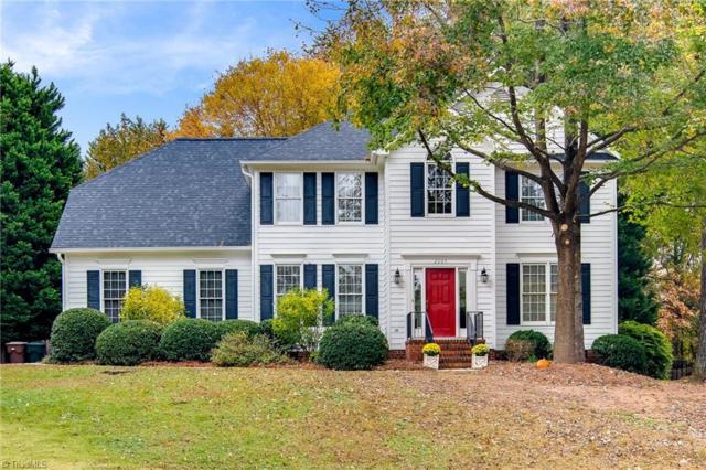 2205 Regents Park Lane, Greensboro, NC 27455 (MLS #909819) :: NextHome In The Triad