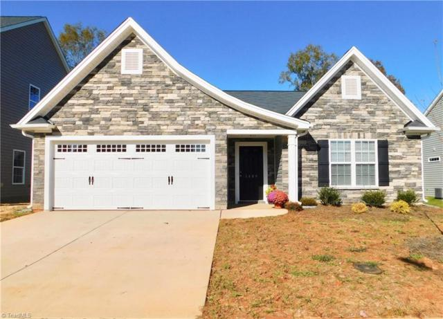 1400 Land Grove Drive, Kernersville, NC 27284 (MLS #909852) :: NextHome In The Triad