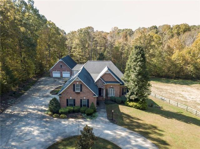 194 Rabbit Field Lane, Advance, NC 27006 (MLS #910010) :: Kristi Idol with RE/MAX Preferred Properties