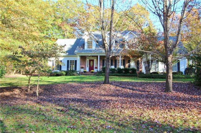 4915 Gold Crest Drive, Oak Ridge, NC 27310 (MLS #910069) :: Kristi Idol with RE/MAX Preferred Properties