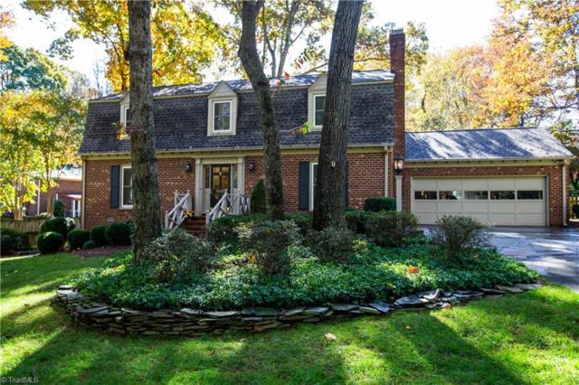 1803 Carmel Road, Greensboro, NC 27408 (MLS #910089) :: Kristi Idol with RE/MAX Preferred Properties
