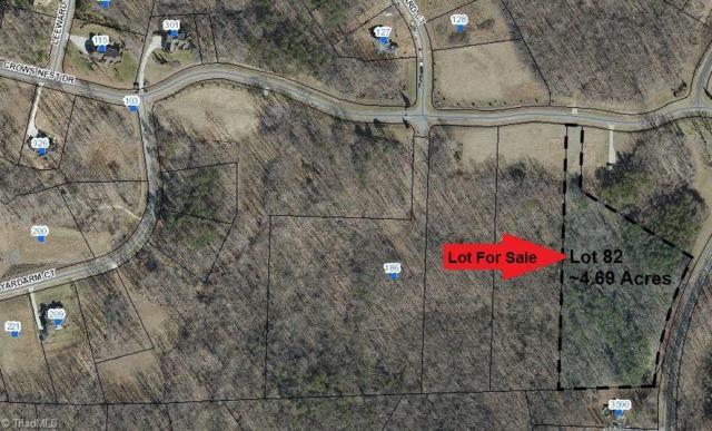 82 Crows Nest Drive, Stokesdale, NC 27357 (MLS #910137) :: Ward & Ward Properties, LLC