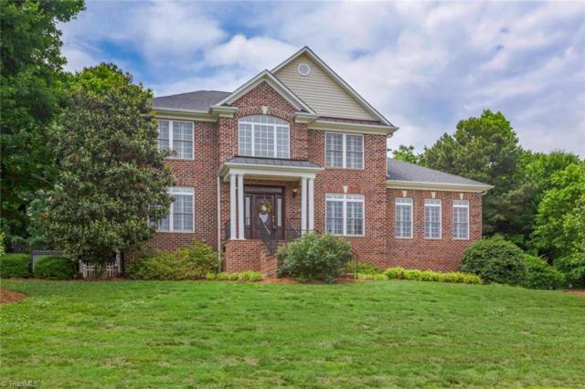 6619 Stonecroft Drive, Oak Ridge, NC 27310 (MLS #910140) :: Kristi Idol with RE/MAX Preferred Properties