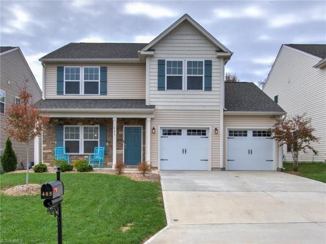 405 Soaring Street, Mcleansville, NC 27301 (MLS #910196) :: Lewis & Clark, Realtors®