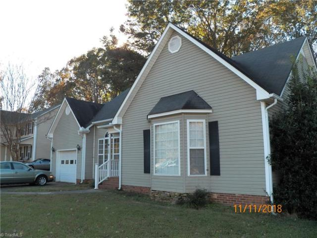 120 Spring Park Court, Clemmons, NC 27012 (MLS #910267) :: Kristi Idol with RE/MAX Preferred Properties