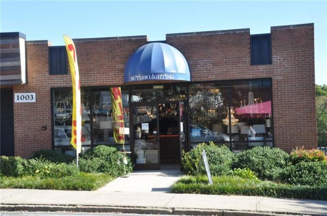 1003 Burke Street, Winston Salem, NC 27101 (MLS #910351) :: Kristi Idol with RE/MAX Preferred Properties
