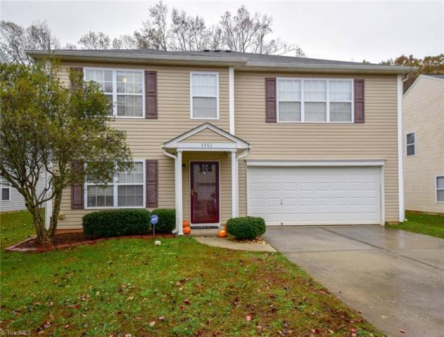 4582 Brimmer Place Drive, Kernersville, NC 27284 (MLS #910361) :: Kristi Idol with RE/MAX Preferred Properties