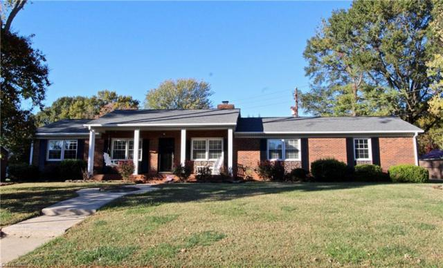 206 Beaucrest Road, Kernersville, NC 27284 (MLS #910448) :: Kristi Idol with RE/MAX Preferred Properties