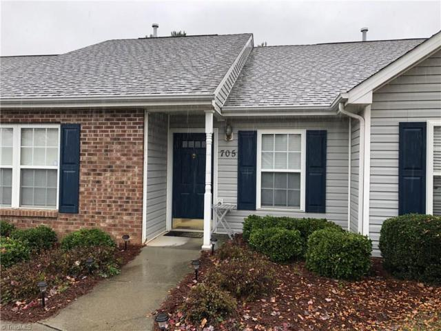 705 Glen Gate Circle, Kernersville, NC 27284 (MLS #910449) :: Kristi Idol with RE/MAX Preferred Properties