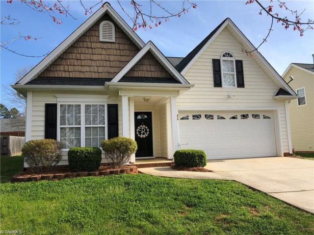 1541 Finwick Drive, Pfafftown, NC 27040 (MLS #910452) :: HergGroup Carolinas