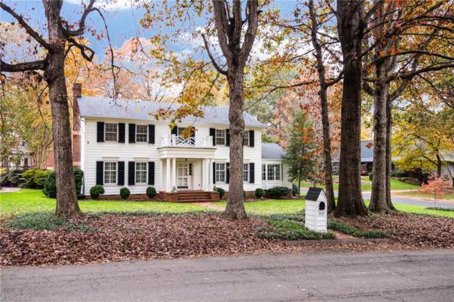 3409 Round Hill Road, Greensboro, NC 27408 (MLS #910561) :: Kristi Idol with RE/MAX Preferred Properties