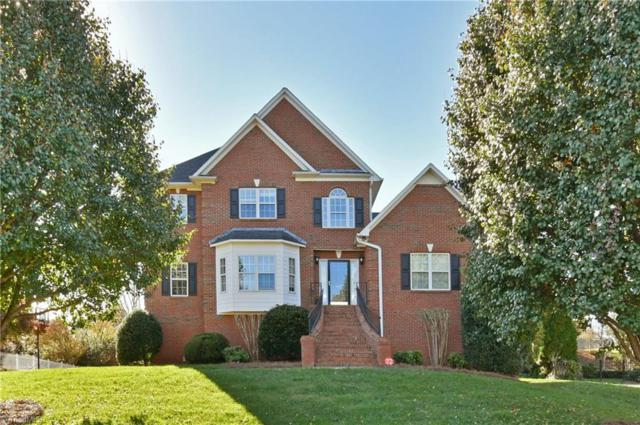 585 Oak Valley Boulevard, Advance, NC 27006 (MLS #910593) :: Kristi Idol with RE/MAX Preferred Properties