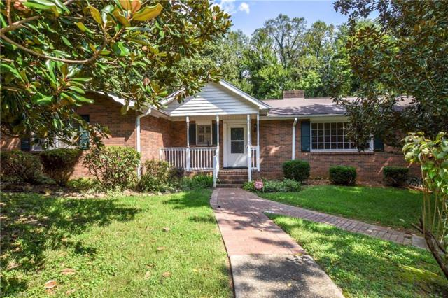 2516 Woodberry Drive, Winston Salem, NC 27106 (MLS #910622) :: Kristi Idol with RE/MAX Preferred Properties