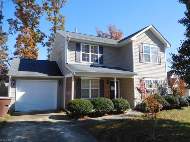 6011 White Chapel Way, Greensboro, NC 27405 (MLS #910652) :: Kristi Idol with RE/MAX Preferred Properties