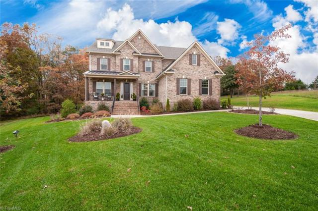 7913 E Gander Court, Greensboro, NC 27455 (MLS #910675) :: Kristi Idol with RE/MAX Preferred Properties