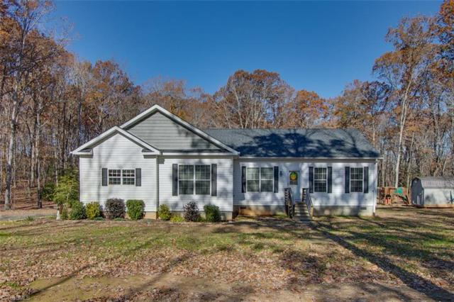 6581 Mount Lebanon Road, Troy, NC 27371 (MLS #910721) :: Kim Diop Realty Group