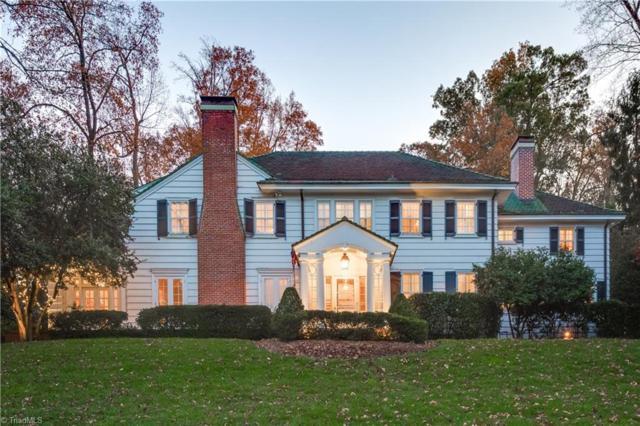701 Sunset Drive, Greensboro, NC 27408 (MLS #910753) :: Kristi Idol with RE/MAX Preferred Properties