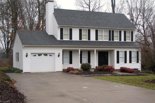 1605 Springfield Way Drive, Clemmons, NC 27012 (MLS #910768) :: Kim Diop Realty Group