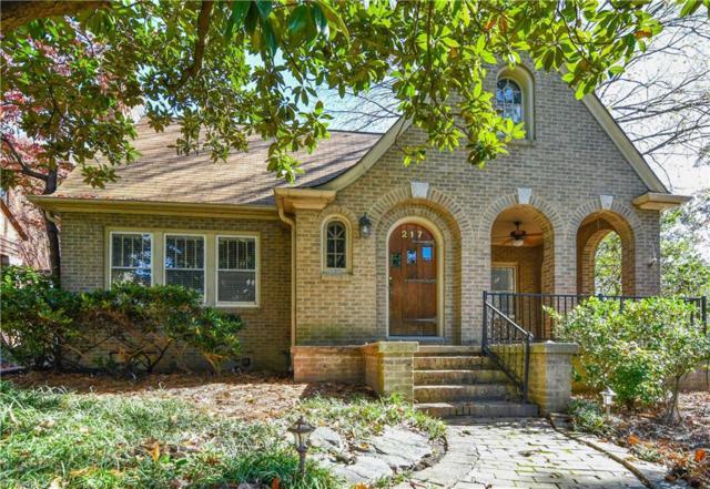 217 Kensington Road, Greensboro, NC 27403 (MLS #910783) :: Kristi Idol with RE/MAX Preferred Properties