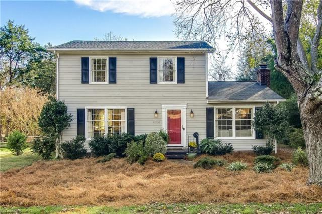 4704 Crestview Drive, Winston Salem, NC 27103 (MLS #910856) :: Kim Diop Realty Group