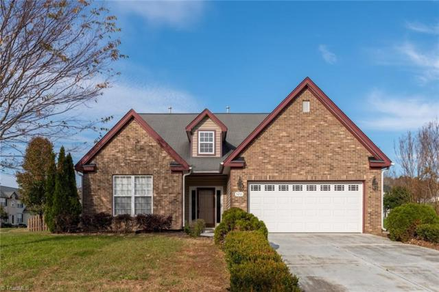 5201 Lager Court, Mcleansville, NC 27301 (MLS #910866) :: Kim Diop Realty Group