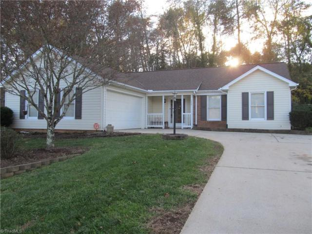 1323 Sherwood Drive, Reidsville, NC 27320 (MLS #910953) :: Lewis & Clark, Realtors®