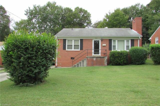 1506 Dunbar Street, Greensboro, NC 27401 (MLS #910965) :: The Temple Team