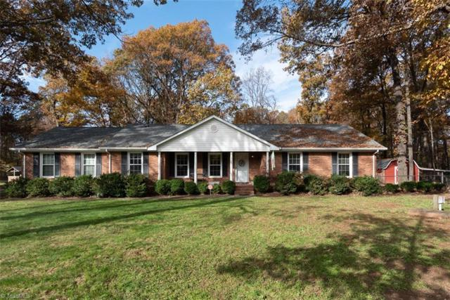 3901 Hines Chapel Road, Mcleansville, NC 27301 (MLS #910978) :: Kim Diop Realty Group