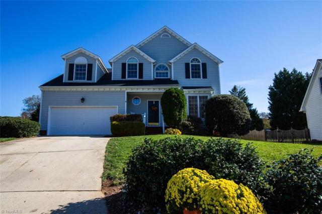 5208 Flintrock Court, Greensboro, NC 27455 (MLS #910996) :: Kristi Idol with RE/MAX Preferred Properties