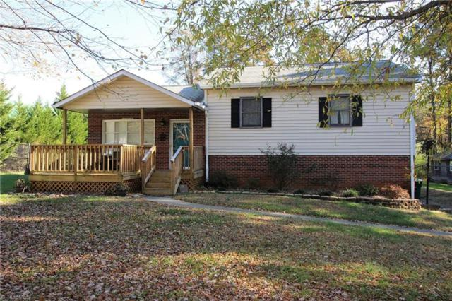 5035 Fletcher Drive, Walkertown, NC 27051 (MLS #910999) :: Kristi Idol with RE/MAX Preferred Properties