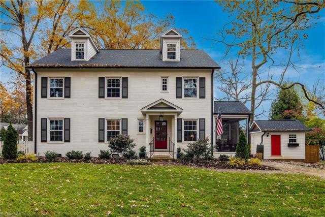 310 Ridgeway Drive, Greensboro, NC 27403 (MLS #911303) :: Kristi Idol with RE/MAX Preferred Properties
