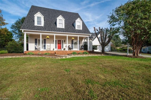 182 Talwood Drive, Advance, NC 27006 (MLS #911609) :: RE/MAX Impact Realty