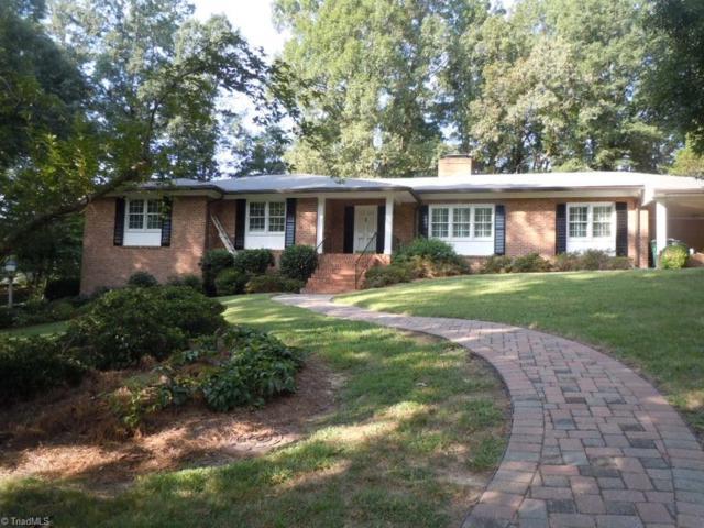 301 Woodbrook Drive, High Point, NC 27262 (MLS #911655) :: The Temple Team