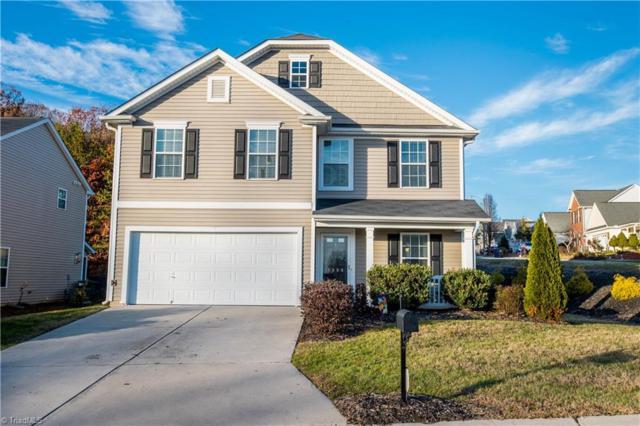 4994 Longmont Court, Kernersville, NC 27284 (MLS #911754) :: Kristi Idol with RE/MAX Preferred Properties