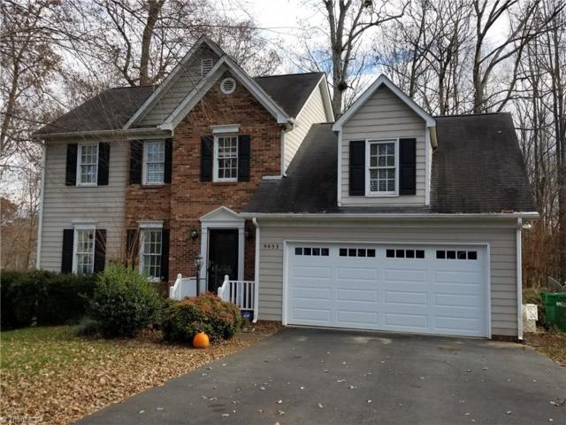 9053 Jefferson Woods Drive, Rural Hall, NC 27045 (MLS #911927) :: The Temple Team
