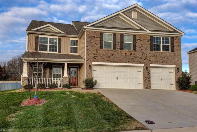 1651 Haddington Point Drive, Kernersville, NC 27284 (MLS #911951) :: Kim Diop Realty Group