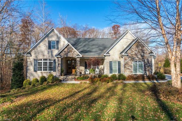 1481 Bethan Drive, Summerfield, NC 27358 (MLS #911979) :: NextHome In The Triad