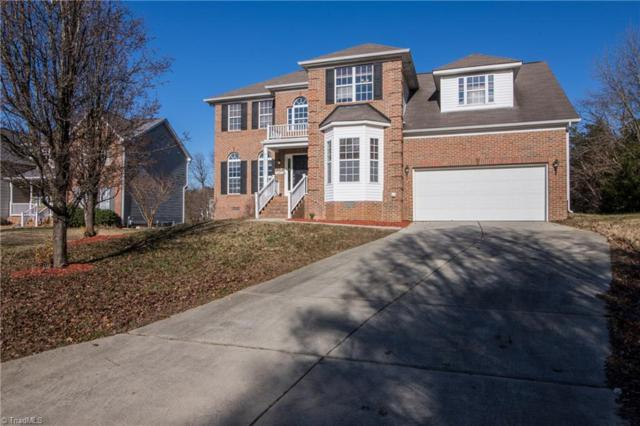 1857 Runner Stone Drive, High Point, NC 27265 (MLS #911987) :: Lewis & Clark, Realtors®