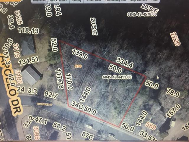 0 Chandler Street, Winston Salem, NC 27101 (MLS #911989) :: NextHome In The Triad