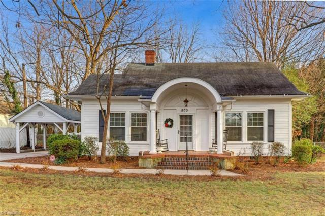 809 Crescent Drive, Reidsville, NC 27320 (MLS #911995) :: Kim Diop Realty Group